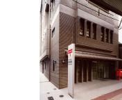 1991 ナラポストビル/郵便局+賃貸マンション